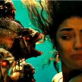 Bad Movie Night at the Aquarium