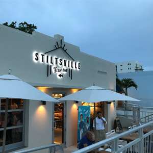 Oh Look, Stiltsville Fish Bar Has Brunch Now