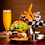 Burgers and Sports at the St. Regis