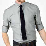 Knit Ties, Ties of All Lengths