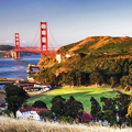 A Terrace Party at Cavallo Point