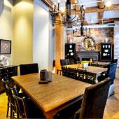 The Dining Room at Bastille Kitchen