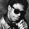 Doug E. Fresh DJs the W