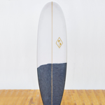 Some Surfboards with a Denim Factor