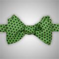 Foulard Small Flower Bow Tie