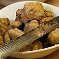 Off-Menu White Truffles at Eve