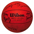The Basketball Hall of Fame Auction