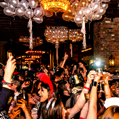 Celebrate NYE at the Bowery Hotel