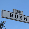 End Bush Intersection