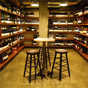 The Wine Cellar Table, L'Epicerie