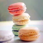 Crazy Macarons. Come and Get 'Em.