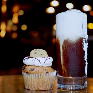 West Town Bakery + Bourbon Milkshakes = This