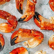 MAKE WAY FOR STONE CRAB CLAWS