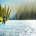 A Month of Gratis Fly-Fishing Lessons