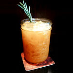 The Pumpkin Old-Fashioned