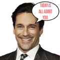 Valentine's Day Wishes from Don Draper