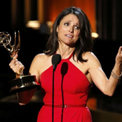 Julia Louis-Dreyfus. Meryl Streep. Same Difference.