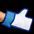 "Facebook ""Like"" Oven Mitt"