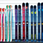 Custom Skis from Folsom