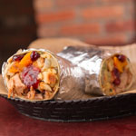The Thanksgiving Burrito