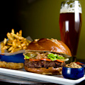Burgers, Beer and Beats at One Sixtyblue