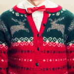 Thomas Keller's Ugly Sweater Party