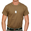 The Military's T-Shirts, Now for You