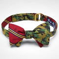 A Camouflage Bow Tie