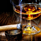 Waiter, There's Scotch in My Cigar