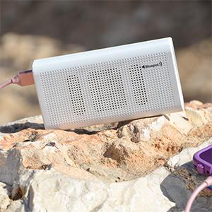 It's a Power Bank. It's a Speaker. It's Essential.