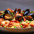 The First Annual Paella Parade