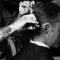 A Third-Gen Barber at Chelsea Market