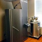 A Cryo Chamber at CryoTherapyMiami