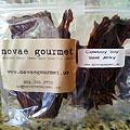 A Pound of Novae Gourmet Jerky