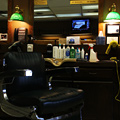 The Front Barber's Chair