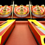 Off the Grid Returns. With Skee-Ball.