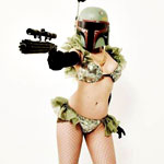 Star Wars Burlesque. It's Back.