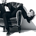 Soccer + Tuxedos = This