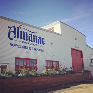 Check Out Almanac's Massive New Taproom in Alameda