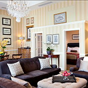 The Luxury Suite at Hotel Commonwealth
