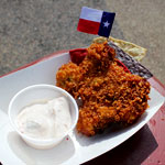 Deep-Fried King Ranch Casserole