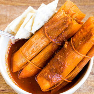 Red Hot Tamales Make Their Brunch Debut at the Delta