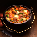 Lots of Winter Stew at Et Voila
