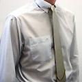Metal Necktie