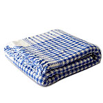 A Houndstooth Blanket from Steven Alan
