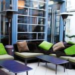 Poste's Outdoor Lounge Returns