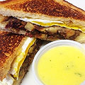 Brunching with Roxy's Grilled Cheese