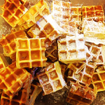 Wafflesgiving at Biondivino