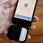 A Breathalyzer for Your Smartphone