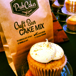 Cakes. Made from Beer. Hello.